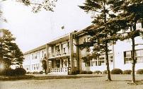 昭和34年当時の都立園芸高校
